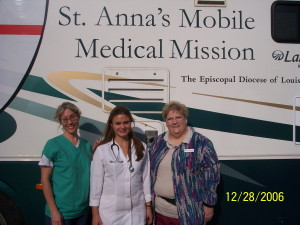SAMM volunteers 2006